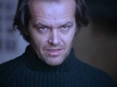 Watching The Shining In the Time ofTrump
